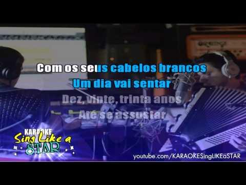 KARAOKE Te Esperando - Luan Santana