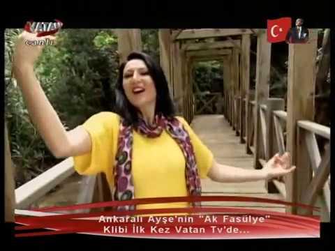 Ayşe Dinçer - Ak Fasulye Pişirdim (Official Video)