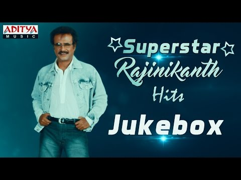 SuperStar Rajinikanth Hits || Telugu Songs Jukebox