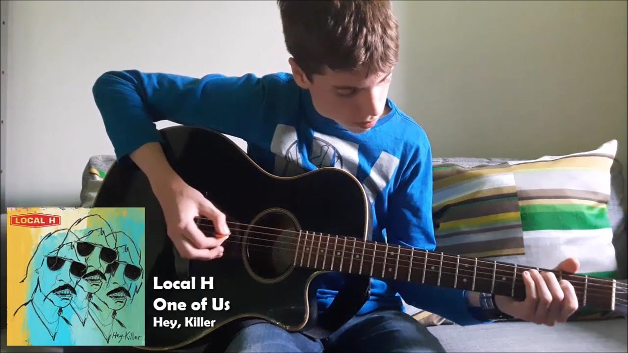 local-h-one-of-us-acoustic-cover-tijs-primo