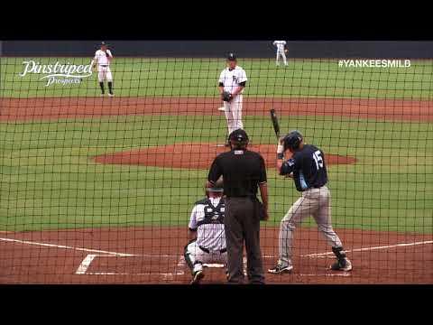 Erik Swanson - Yankees Pitching Prospect