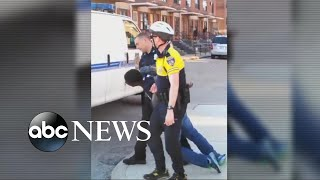 No federal or state charges in the death of Freddie Gray