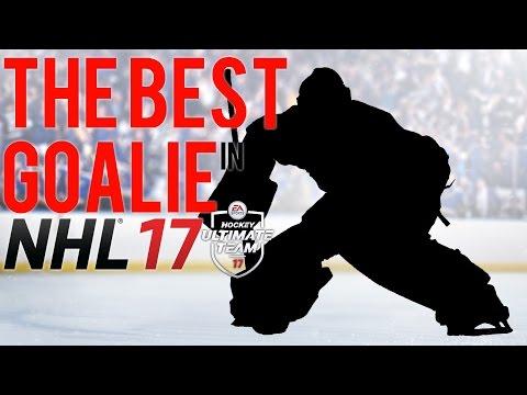 THE BEST GOALIE IN NHL 17