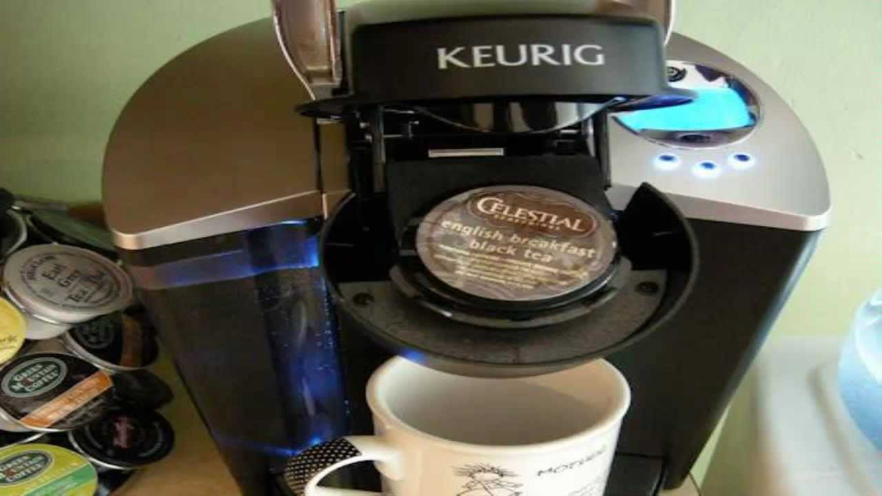 youtube how to clean keurig coffee maker