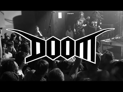 DOOM live at D.I.Y. Hardcore Punk Fest Vol. 12