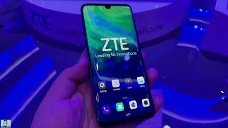 ZTE Axon 10 Pro 5G, Sony Xperia 1, MWC 2019, Xperia 10 , Xperia 10 Plus ( Часть 2 )