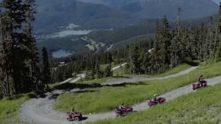 Blackcomb Mountain ATV Tour, Whistler