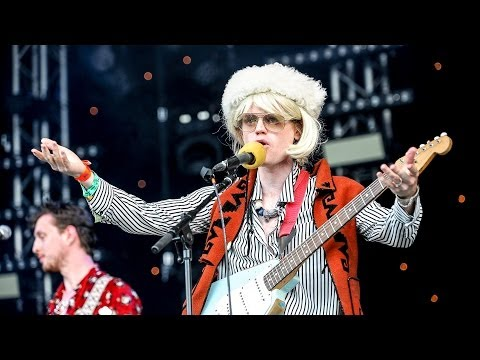 Connan Mockasin - I'm The Man That Will Find You at Glastonbury 2014