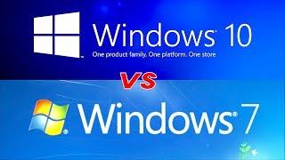 Windows 7 Atau Windows 10