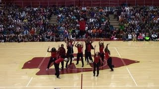 Repeat youtube video RHS 2012 Dance Off