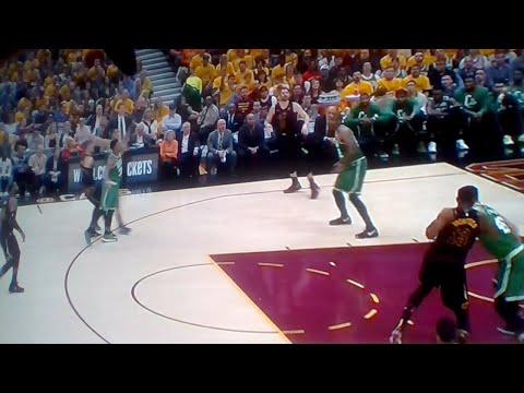 Karceno Cavs v Celtics gm 4 live breakdown