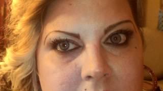 gray platinum contact lens Thumbnail
