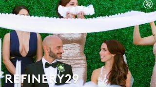 What Combining A Persian And Irish Wedding Looks Like | World Wide Wed | Refinery29