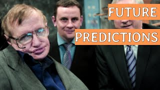 स्टीफन हॉकिंग की 5  डरावनी भविष्यवाणियां - Future of Humanity by Stephen Hawking
