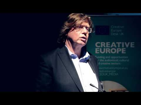 Creative Europe Doc Day - Keynote