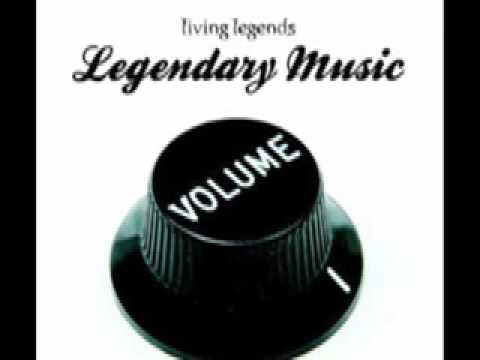 Living Legends- Moving At the Speed of Life