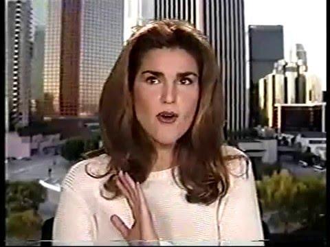 WPVI 6 Philadelphia PA 1994  Peri Gilpin