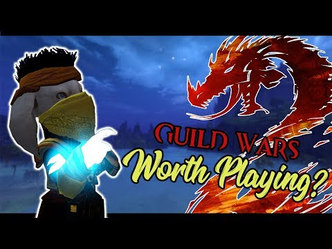 Guild Wars 2 Worth playing in 2018? | Explained in a TOP 5 video! [REVIEW]
