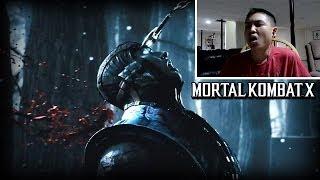 "Mortal Kombat X Announce Trailer -""Who"