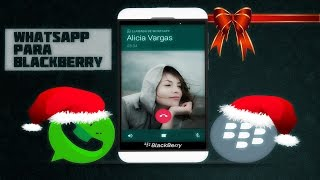 WhatsApp por fin para Blackberry z10 Q5, Q10, Z10, Z3, Z3, Passport, Classic.