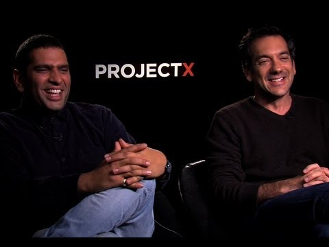 Producer Todd Phillips and Director Nima Nourizadeh talk 'Project X'