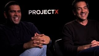 Producer Todd Phillips and Director Nima Nourizadeh talk