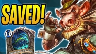 DIRTY RAT is the SAVIOR of WILD! | Reno Shudderwock Shaman | The Boomsday Project | Hearthstone