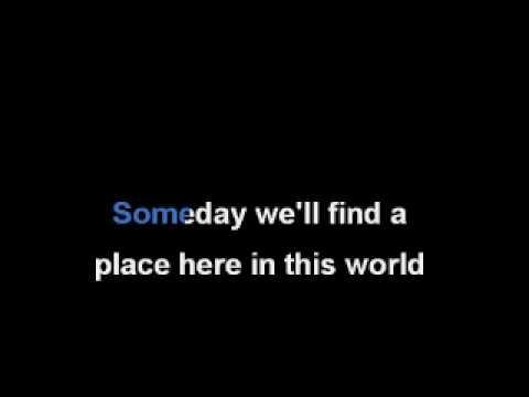 Carrie Underwood - Temporary Home Karaoke