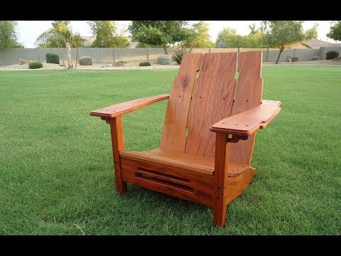 Greene U0026 Greene Adirondack Chair