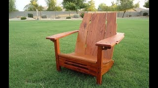 Adirondack Chair Complete