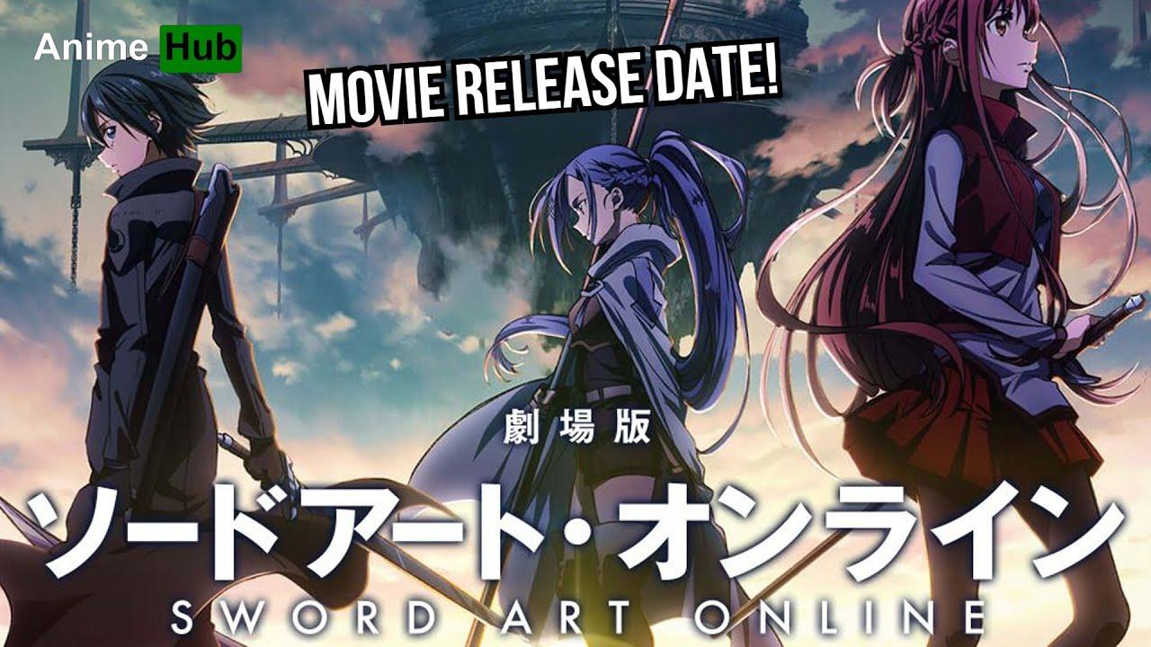 Sword Art Online Progressive: Aria of a Starless Night Release Date & USA Release!