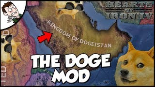 Trying to Take Over The World as a Doge on Hearts of Iron 4 HOI4