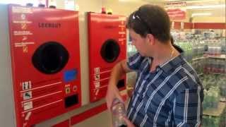Вторичная переработка бутылок.(, 2012-11-01T08:27:20.000Z)