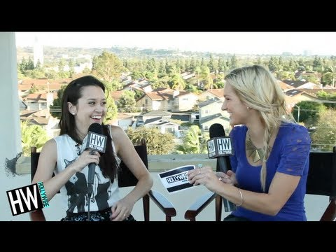 Megan Nicole Talks One Direction & Celebrity Crushes -- 20 Questions!