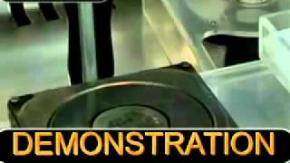 Fire Damage Hard Drive Data Recovery - YouTube.flv