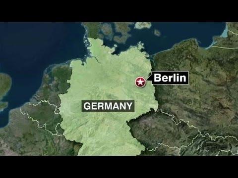 Truck plows through Berlin Christmas market