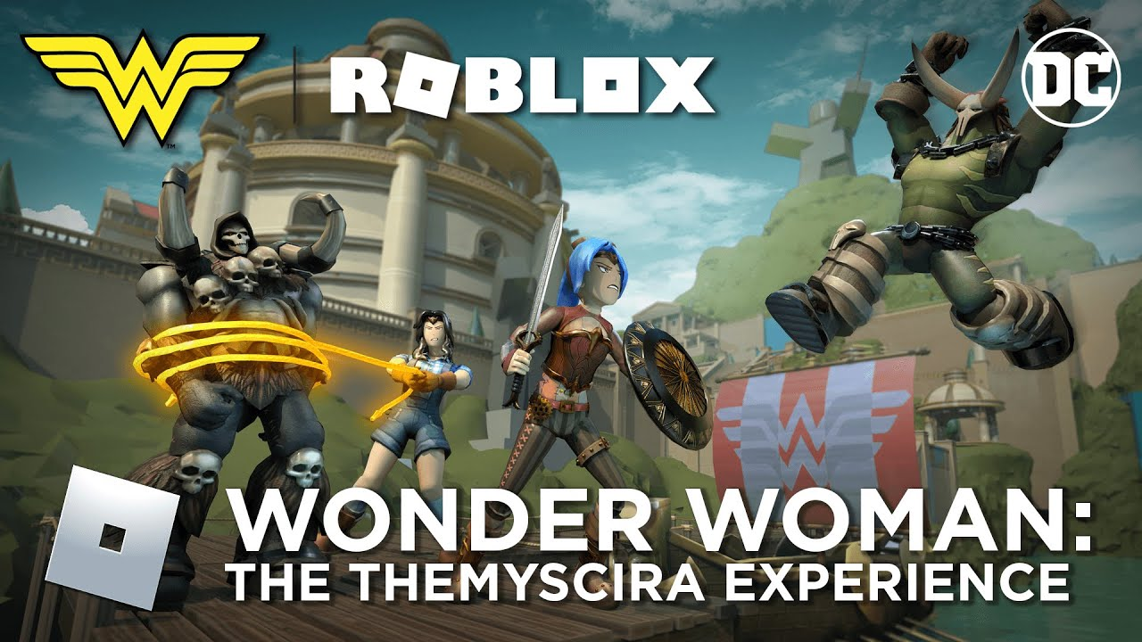 DC's Wonder Woman: The Themyscira Experience | Roblox Launch Trailer