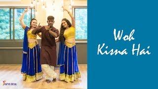 Woh Kisna Hai | Dance Choreography | Natya Social