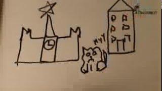 Нарисованная история кота Бегемота или Draw my life