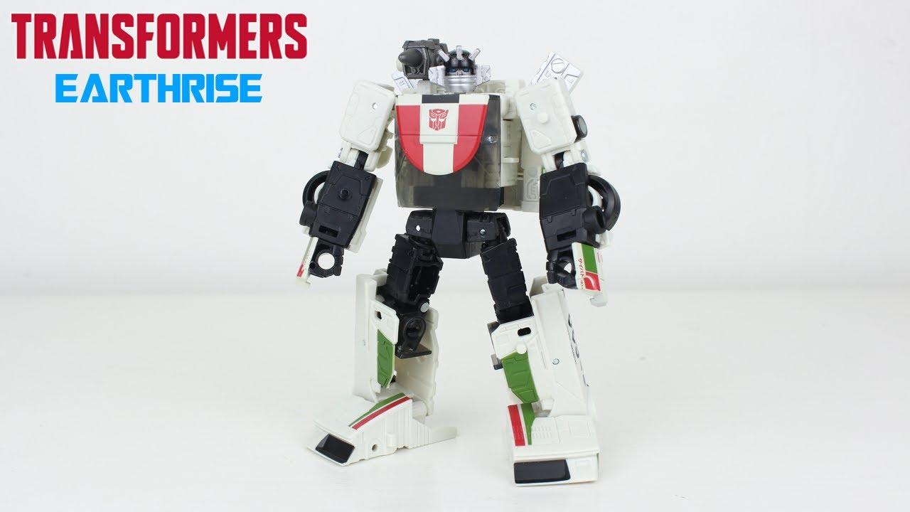 Transformers War for Cybertron Earthrise Deluxe Wheeljack