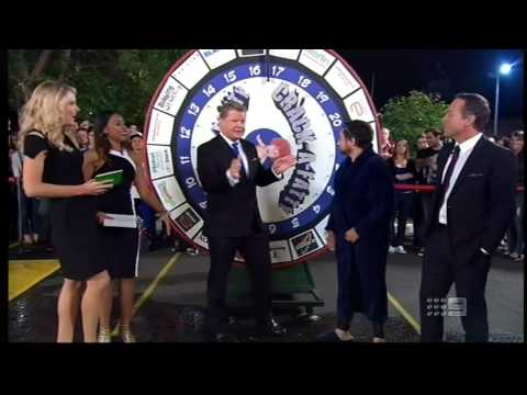 NRL Footy Show   Crack A Fatty Randy Duncan 2013
