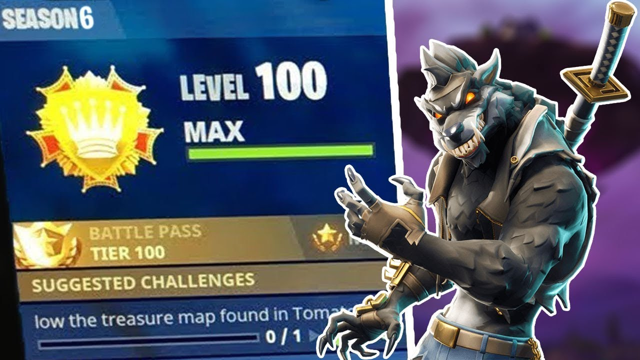how to get to lv 100 fast on fortnite