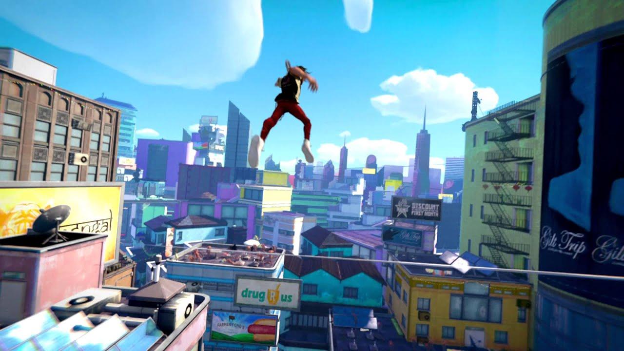 Sunset Overdrive E3 Teaser Youtube