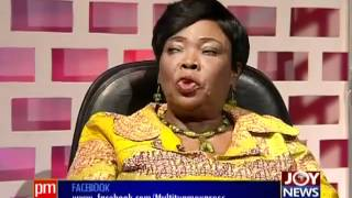 Personality Profile with Dr. Ama Busiah - PM Express (27-4-12)