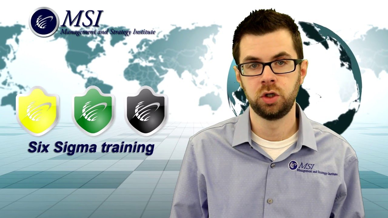 Why Get A Six Sigma Certification Youtube