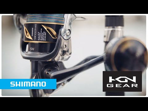 Stella SW-C 2020 - Feature Highlights  | Shimano Fishing Europe