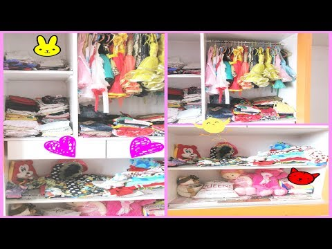 how-i-organise-my-little-twins-clothes-|-indianwardrobe-tour-|-kids-wardrobe-organisation-idea.