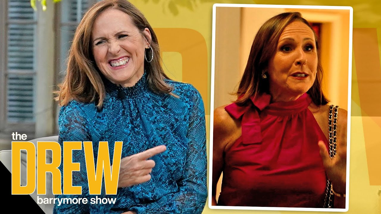 Molly Shannon Dishes About FIlming The White Lotus in Hawaii and What She Learned from Drew on Sets