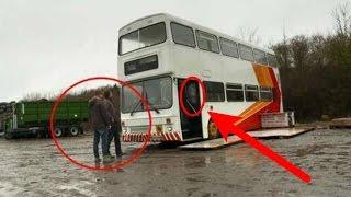 Pria ini membeli Bus rusak seharga 90jt, ternyata ada sesuatu yang menakjubkan setelah itu