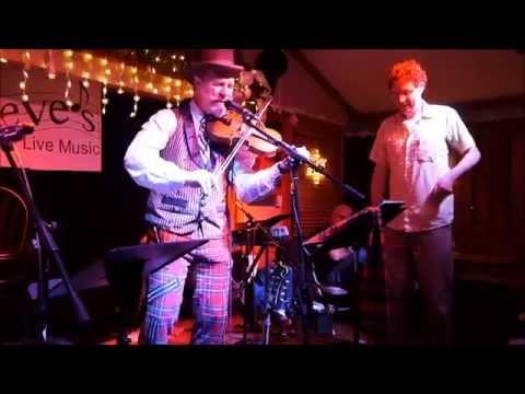 Joe Craven w. Jesse Edgerton - Tap Dance improv @ ...